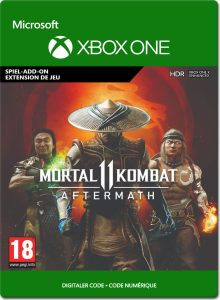 کد اورجینال بازی Mortal Kombat 11 Aftermath ایکس باکس