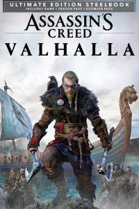 سی دی کی بازی Assassin's Creed Valhalla Ultimate Edition