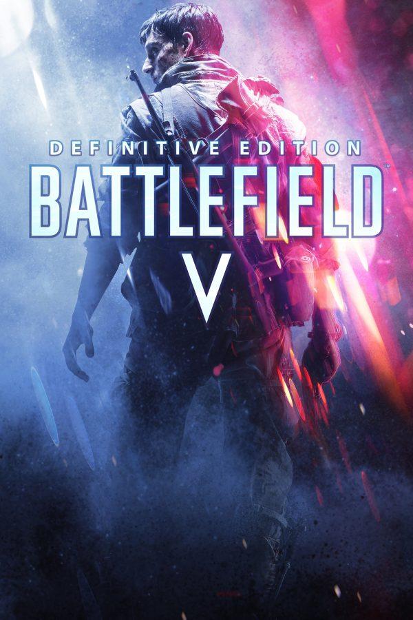 سی دی کی بازی Battlefield V Definitive Edition
