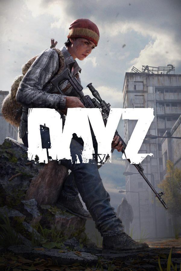 سی دی کی بازی DayZ