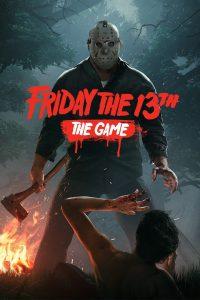 سی دی کی بازی Friday the 13th The Game