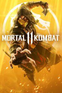 سی دی کی بازی Mortal Kombat 11