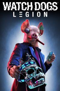 سی دی کی بازی Watch Dogs legion + Gold + Ultimate Edition