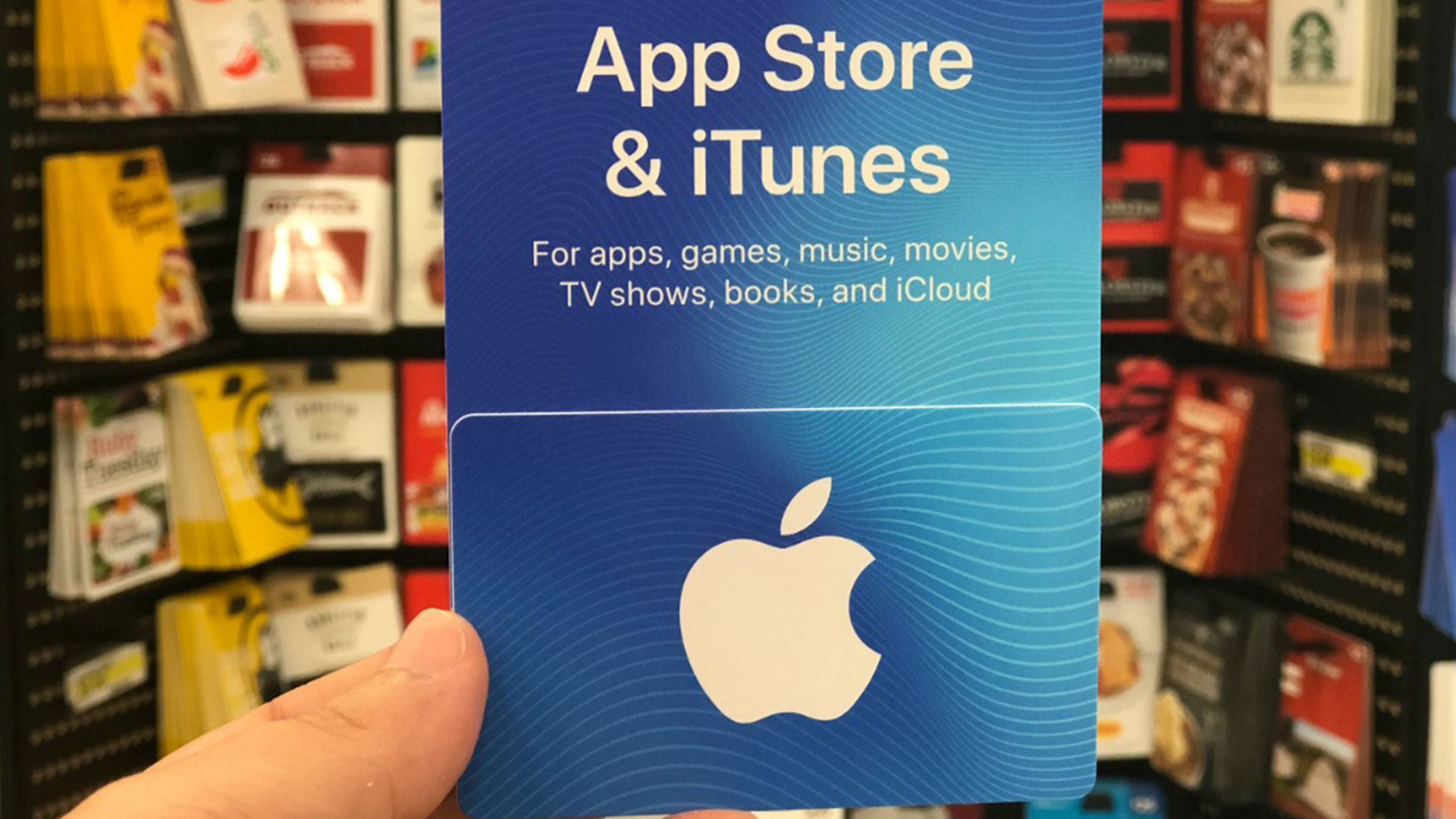 Apple iTunes Gift Card