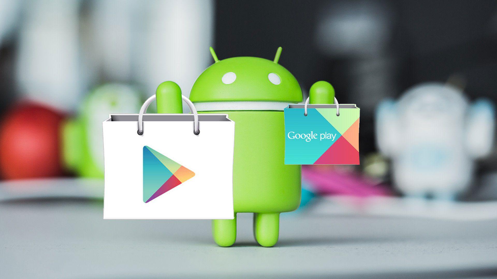 گیفت کارت گوگل پلی آمریکا