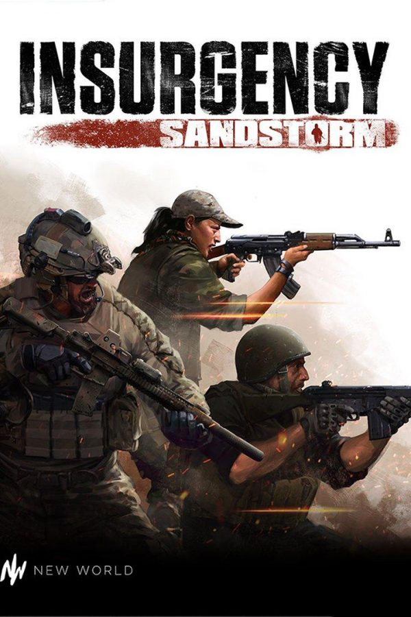سی دی کی بازی insurgency-sandstorm