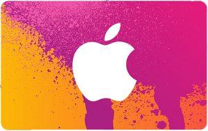 گیفت کارت اپل آیتونز