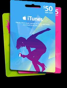 گیفت کارت اپل آیتونز ترکیه