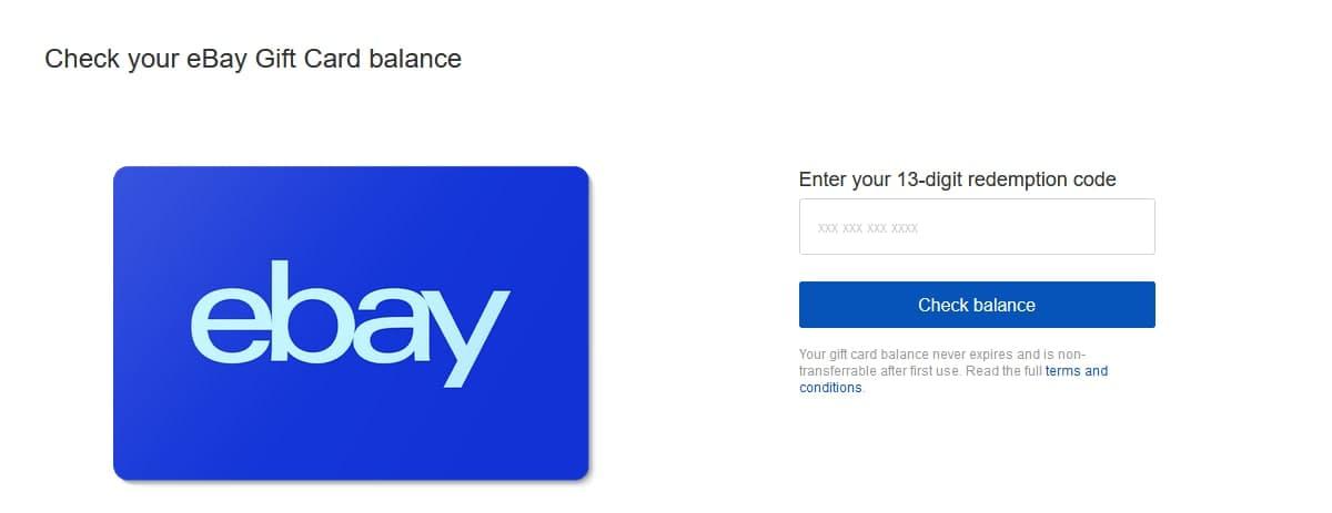 آموزش فعال سازی گیفت کارت eBay