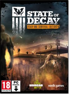 سی دی کی بازی State Of Decay Survival