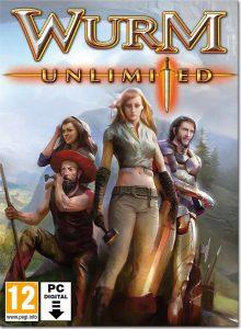 سی دی کی بازی Wurm Unlimited
