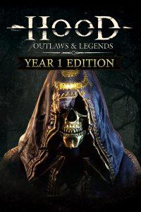 سی دی کی بازی Hood Outlaws & Legends Year 1 Edition