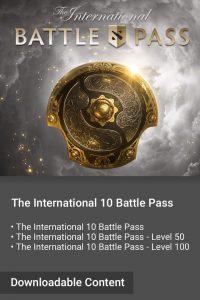 خرید The International 10 Battle Pass Dota 2