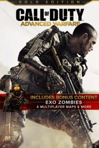 سی دی کی بازی Call of Duty Advanced Warfare