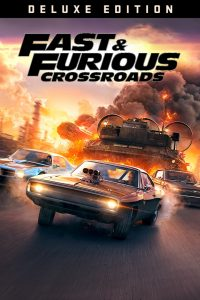 سی دی کی بازی FAST & FURIOUS CROSSROADS Deluxe Edition