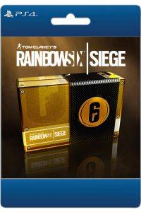 خرید کردیت Rainbow Six 16000 Credit PS4