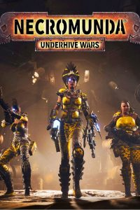سی دی کی بازی Necromunda Underhive Wars