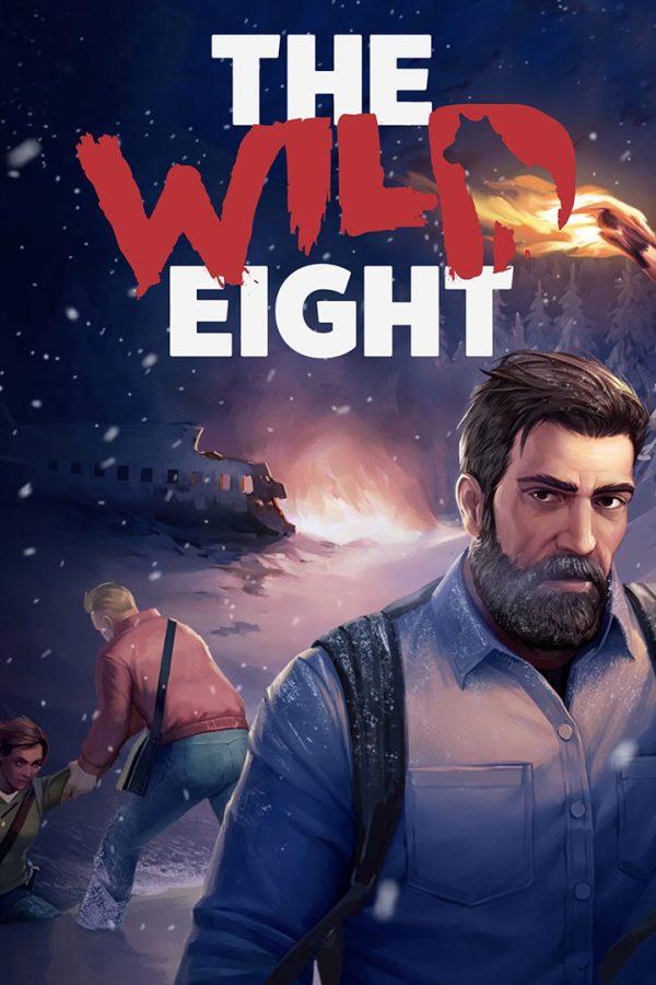 سی دی کی بازی The Wild Eight