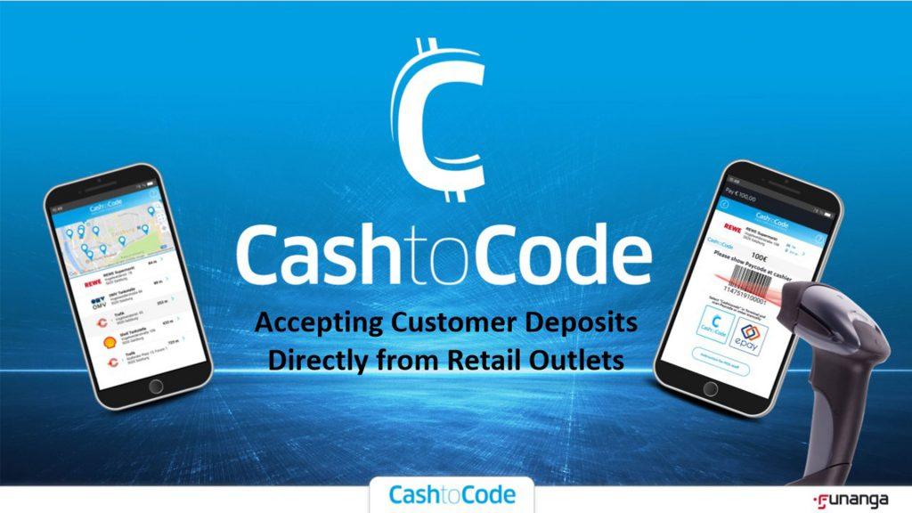 خرید گیفت کارت CashtoCode
