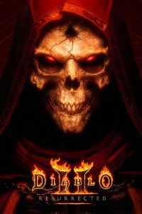 سی دی کی بازی Diablo 2 Resurrected
