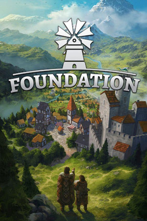سی دی کی بازی Foundation