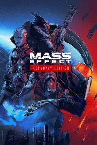 سی دی کی بازی Mass Effect Legendary Edition