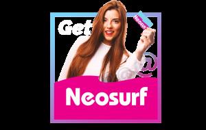 خرید گیفت کارت Neosurf Prepaid Card