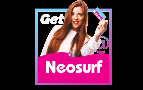 خرید Neosurf prepaid card