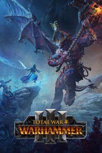 سی دی کی بازی Total War WARHAMMER 3