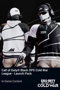 پک Call of Duty League Launch Pack
