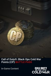خرید Call of Duty Black Ops Cold War Points (CP)