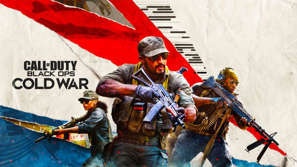 پک بازی Call Of Duty Black OPS Cold War – Warzone