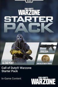 پک Starter Pack Warzone