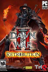 سی دی کی بازی Warhammer 40,000 Dawn of War II Retribution