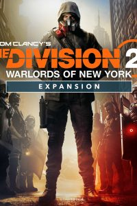 سی دی کی بازی Tom Clancy's The Division 2 Warlords of New York