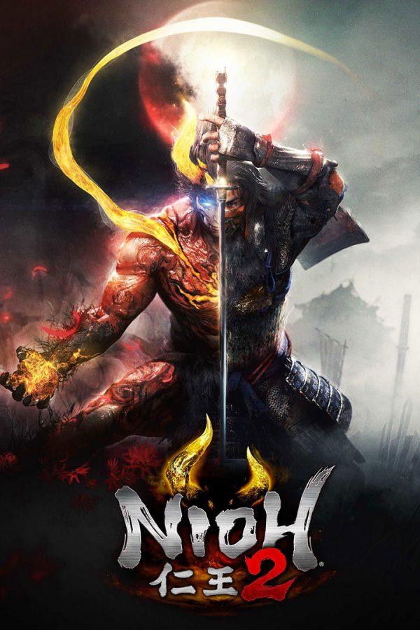 سی دی کی بازی Nioh 2 The Complete Edition