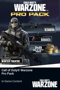 پک Pro Pack Warzone
