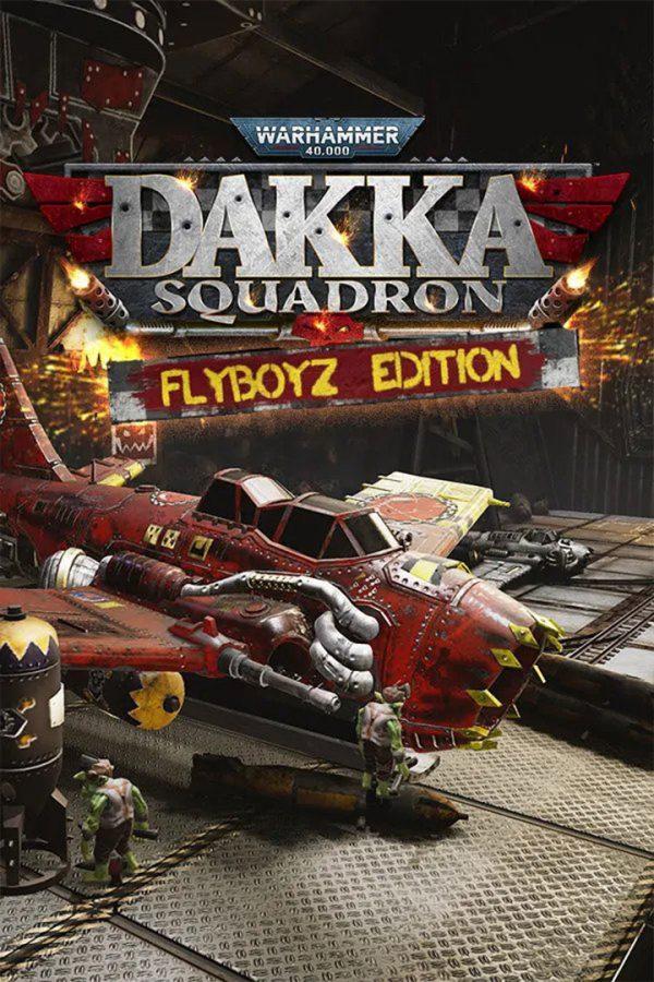 سی دی کی بازی Buy Warhammer 40,000 Dakka Squadron Flyboyz Edition