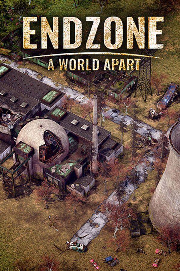 سی دی کی بازی Endzone A World Apart