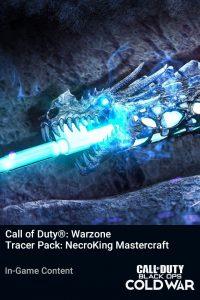 پک Call of Duty Warzone Tracer Pack NecroKing Mastercraft