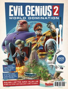 سی دی کی بازی Evil Genius 2 World Domination