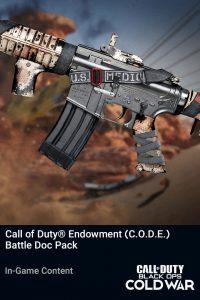 خرید Call of Duty Endowment (C.O.D.E.) Battle Doc Pack