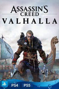 خرید بازی Assassin's Creed Valhalla PS5 + PS4