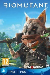 خرید بازی Biomutant PS5 + PS4