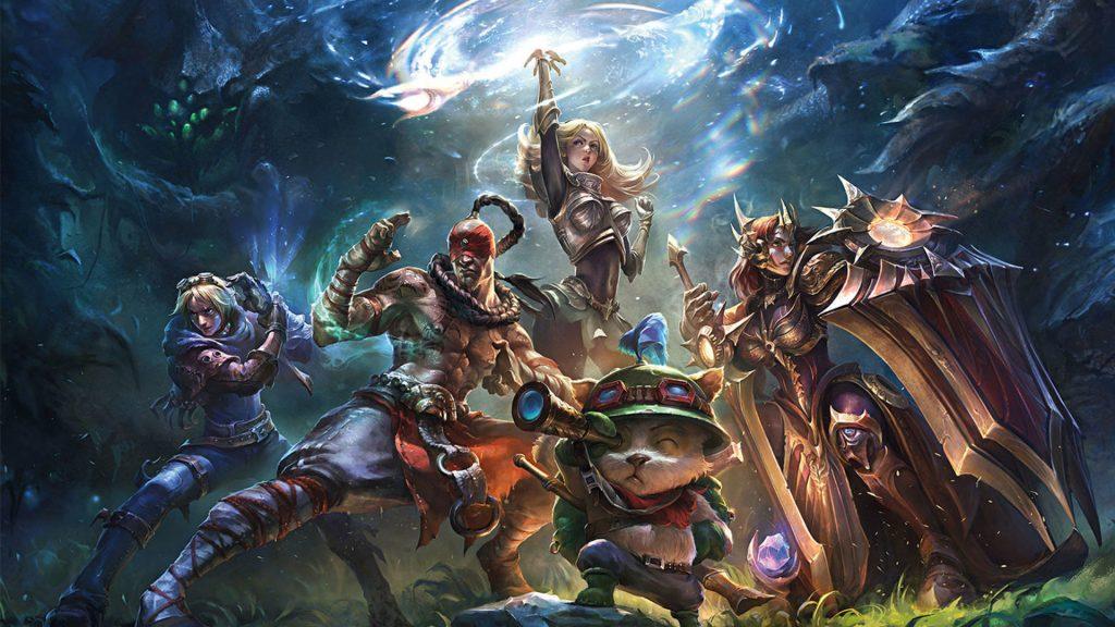 گیفت کارت League of Legends Riot Points – LOL