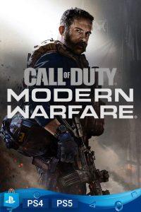 خرید بازی Call Of Duty Modern Warfare 2019 PS5 + PS4