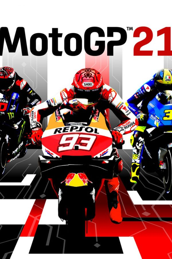 سی دی کی بازی MotoGP 21