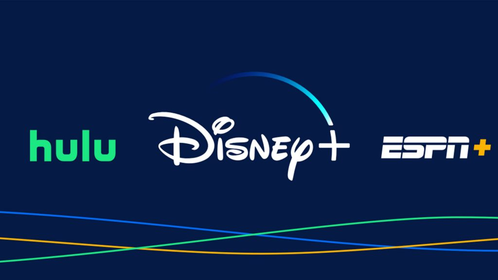 اشتراک hulu + Disney Plus + Espn