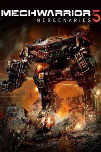 سی دی کی اورجینال بازی MechWarrior 5 Mercenaries