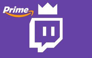 خرید اکانت توییچ پرایم Twitch Prime